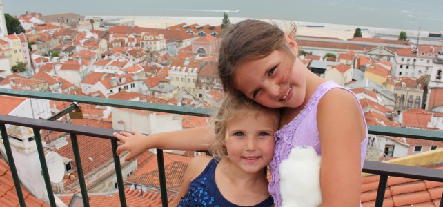 Top things to do in Lisbon, if you're travelling with Kids.