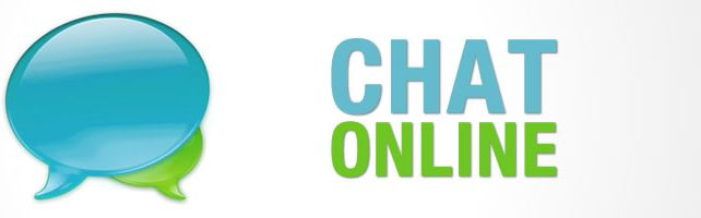 Do you know how to chat online?